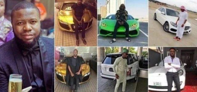 Richest Yahoo Boy In Nigeria