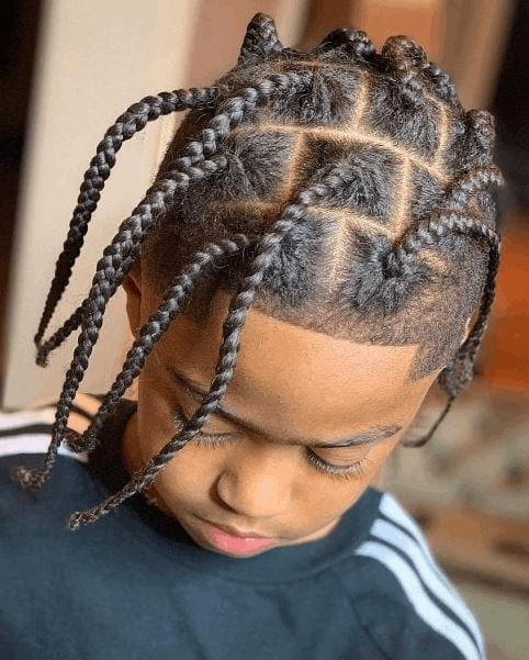50+ Cool Hairstyles For Boys